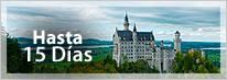 Hasta 15 dias - Nuevo Catalogo 2011 - 2012 - Europamundo