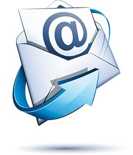 kontakt - email